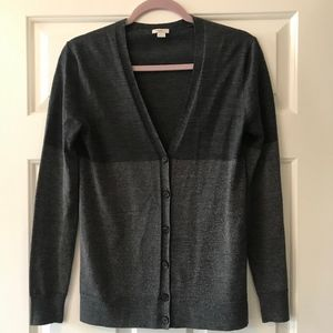 NWOT Fossil Sweater Grey/Silver Size S